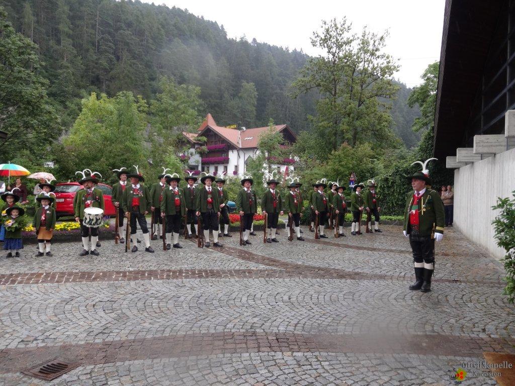 Kirchtag Brennbichl