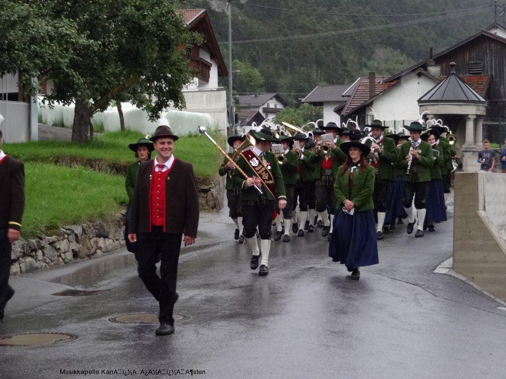 Kirchtag Karres