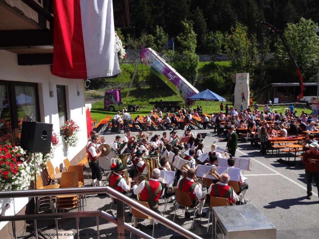 7. September – Kirchtag Brennbichl