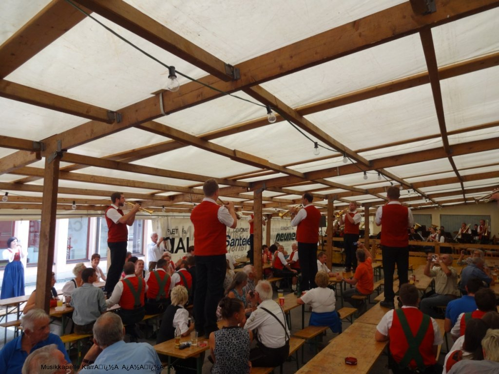 Dorffest & Kirchtag in Karrösten