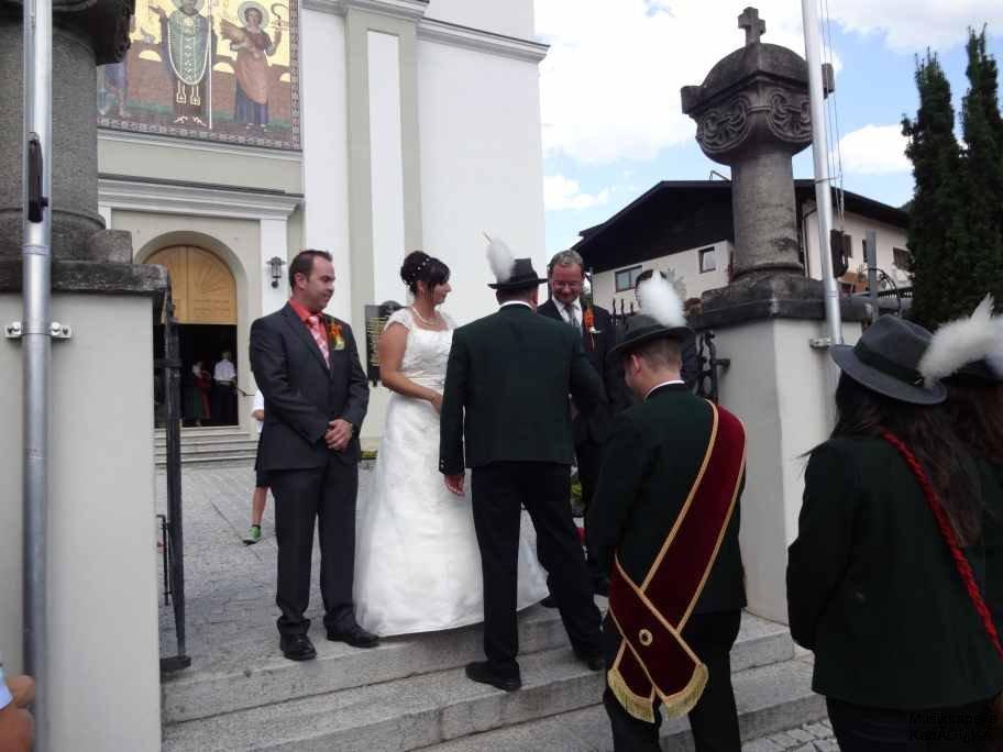 Hochzeit Lydia + Michael 2015