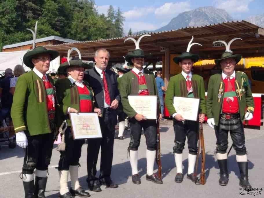 Dorffest mit Kirchtag 2015