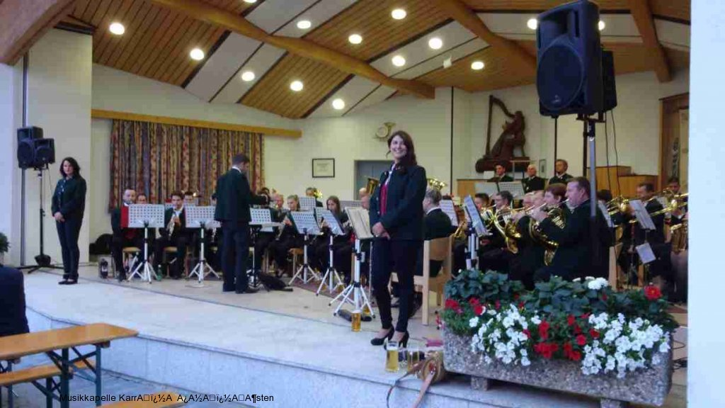 Konzert Wald 2015