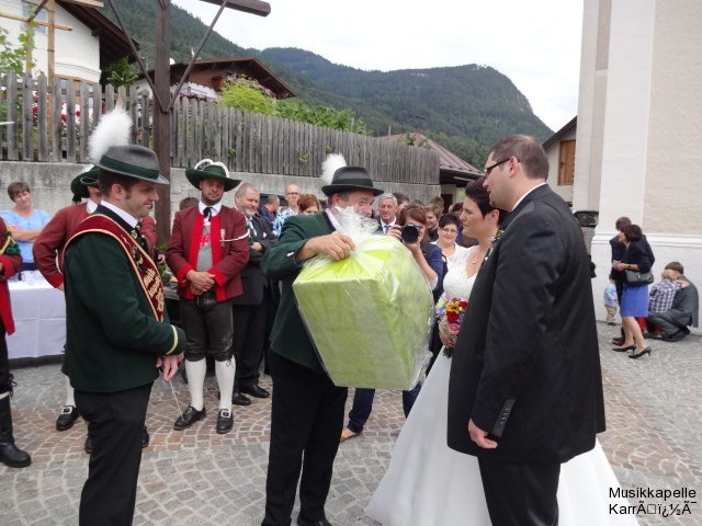 Hochzeit Sabrina und Jürgen